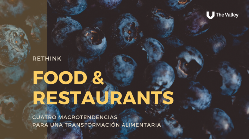 INFORME DE TENDENCIAS FOOD AND RESTAURANT