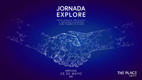 Jornada Explore padres e hijos: inteligencia artificial y machine learning